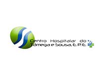Logótipo Centro Hospitalar do Tâmega e Sousa