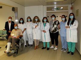 A Clínica do Pé Diabético do Centro Hospitalar do Tâmega e Sousa (CHTS) celebrou, a 13 de julho, o seu 3.º aniversário.